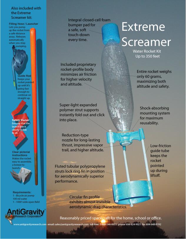 ExtremeScreamer